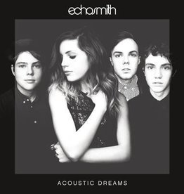 Echosmith - Acoustic Dreams [LP] (White Vinyl, limited to 3000, indie-retail exclusive)