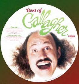 Gallagher - Best Of Gallagher [LP] (Picture Disc, download, booklet, limited to 1500, indie-retail exclusive)