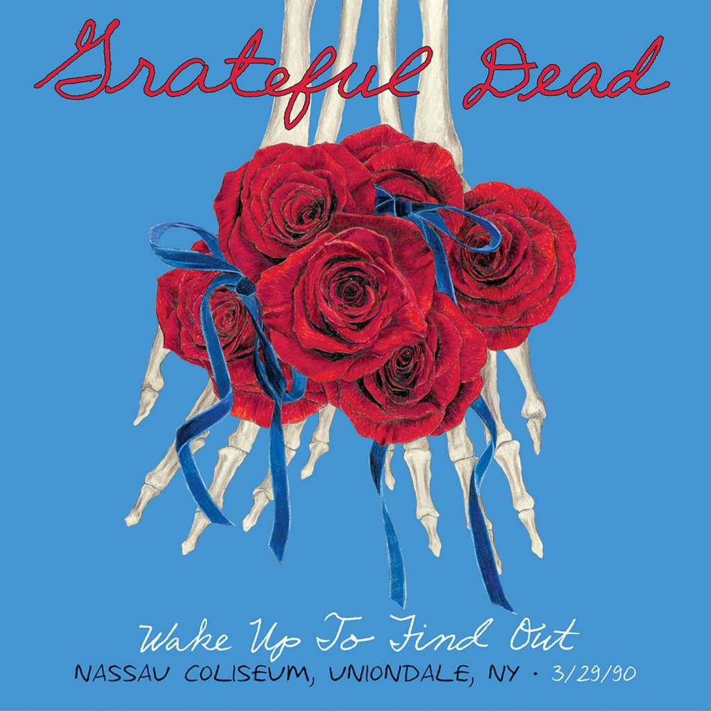 Grateful Dead - Wake Up To Find Out: Nassau Coliseum, Uniondale NY 3/29/90 [5LP Box] (180 Gram, etching, limited to 7500, indie-retail exclusive)
