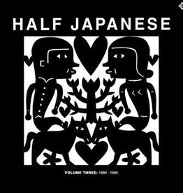 Half Japanese - Volume 3: 1990-1995 [3LP] (download, limited to 500, indie-retail exclusive)