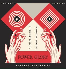 Interpol - Everything Is Wrong / What Is What [7''] (Shepard Fairey artwork, exclusive unreleased track, limited to 4000, indie-retail exclusive)