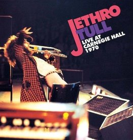 Jethro Tull - Live At Carnegie Hall 1970 [2LP] (180 Gram, gatefold, limited to 8000, indie-retail exclusive)
