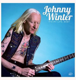 Johnny Winter - It's My Life, Baby [LP] (180 Gram, vinyl-only release, compilation, download, limited to 2000, indie-retail exclusive)