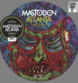 Mastodon - Atlanta [12''] (Picture Disc, limited to 4100, indie-retail exclusive)