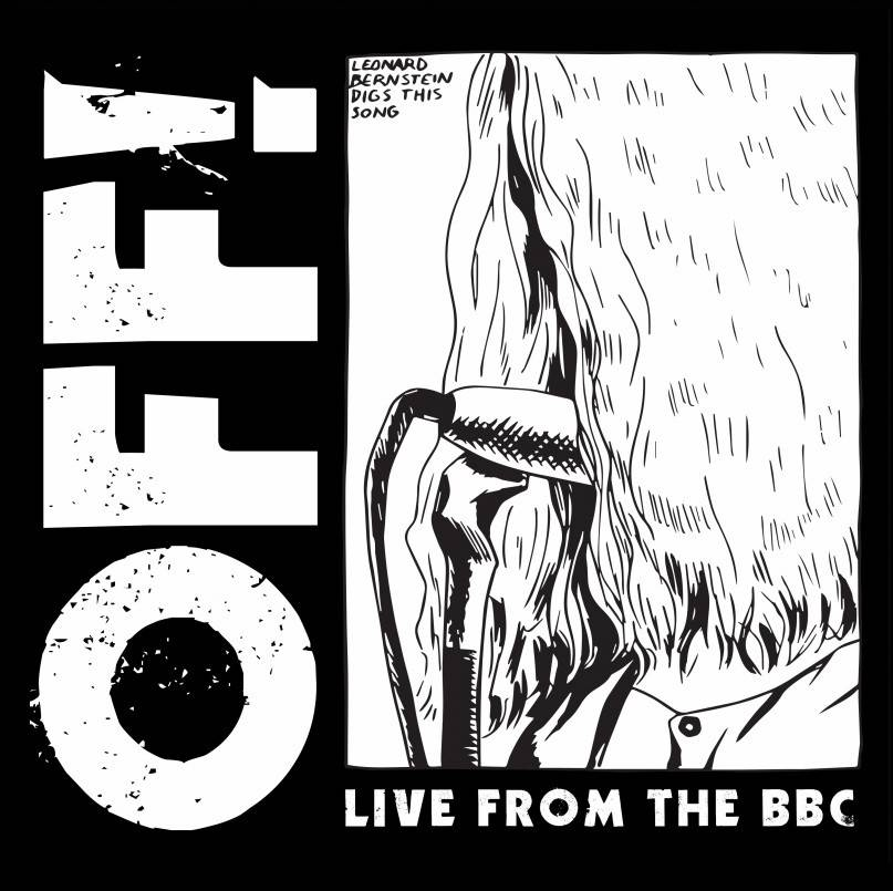 OFF! - Live from the BBC [10''] (limited to 5000, indie-retail exclusive)