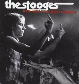 Stooges, The (feat. Iggy Pop) - Have Some Fun: Live At Ungano's [LP] (Black & White Spattered Vinyl, first time on vinyl, limited to 7500, indie-retail exclusive)