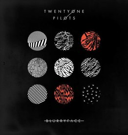 Twenty One Pilots - Blurryface (Vinyl w/Digital Download)