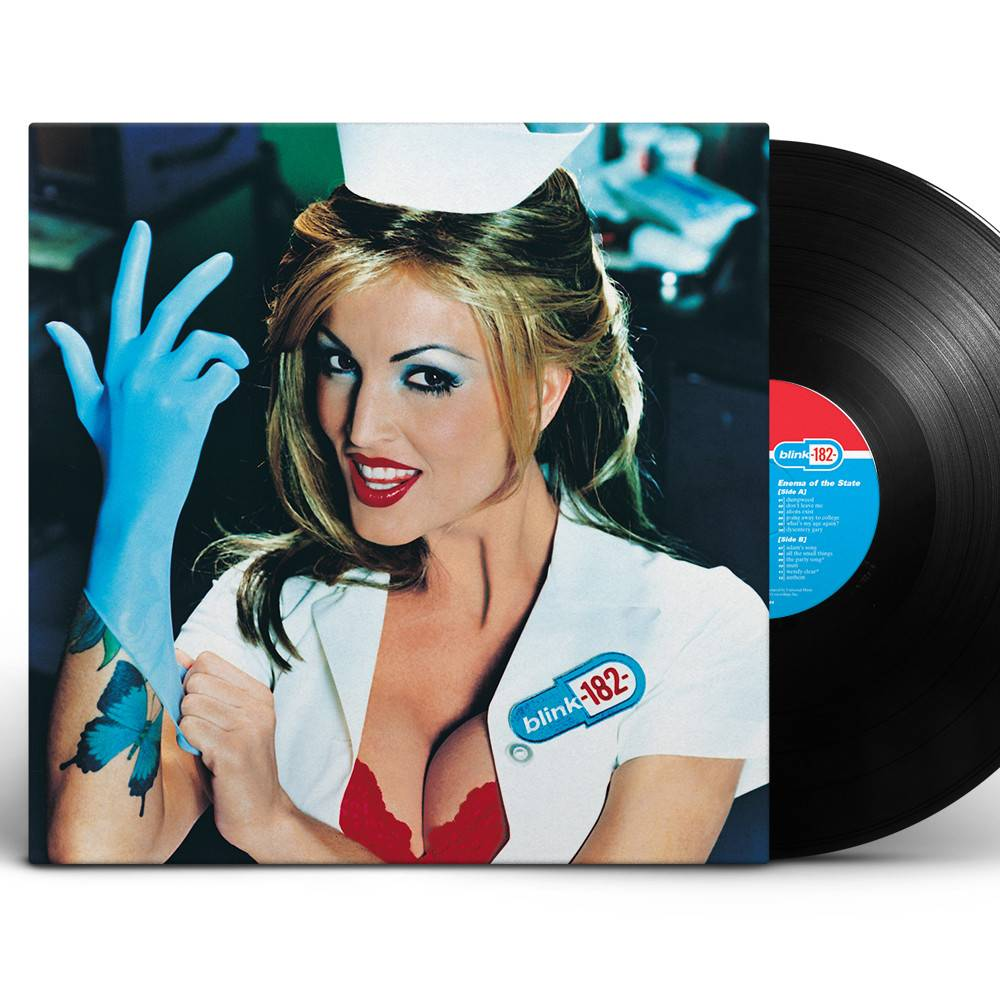Blink-182 - Enema of the State (180 Gram Vinyl)