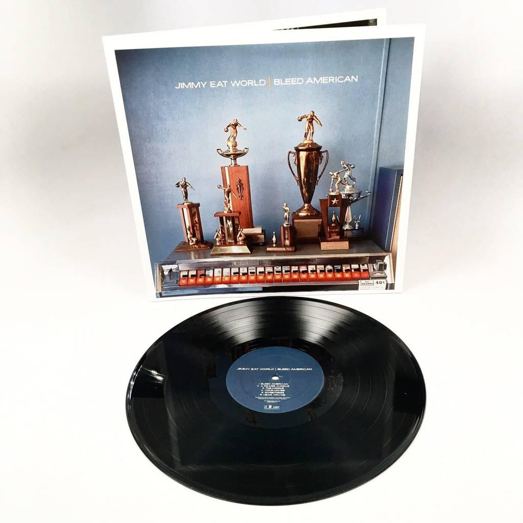 Jimmy Eat World - Bleed American (150-Gram Vinyl Edition w/ Download Card)