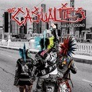 Casualties, The - Chaos Sound (Transparent Neon Orange Vinyl out of 300)