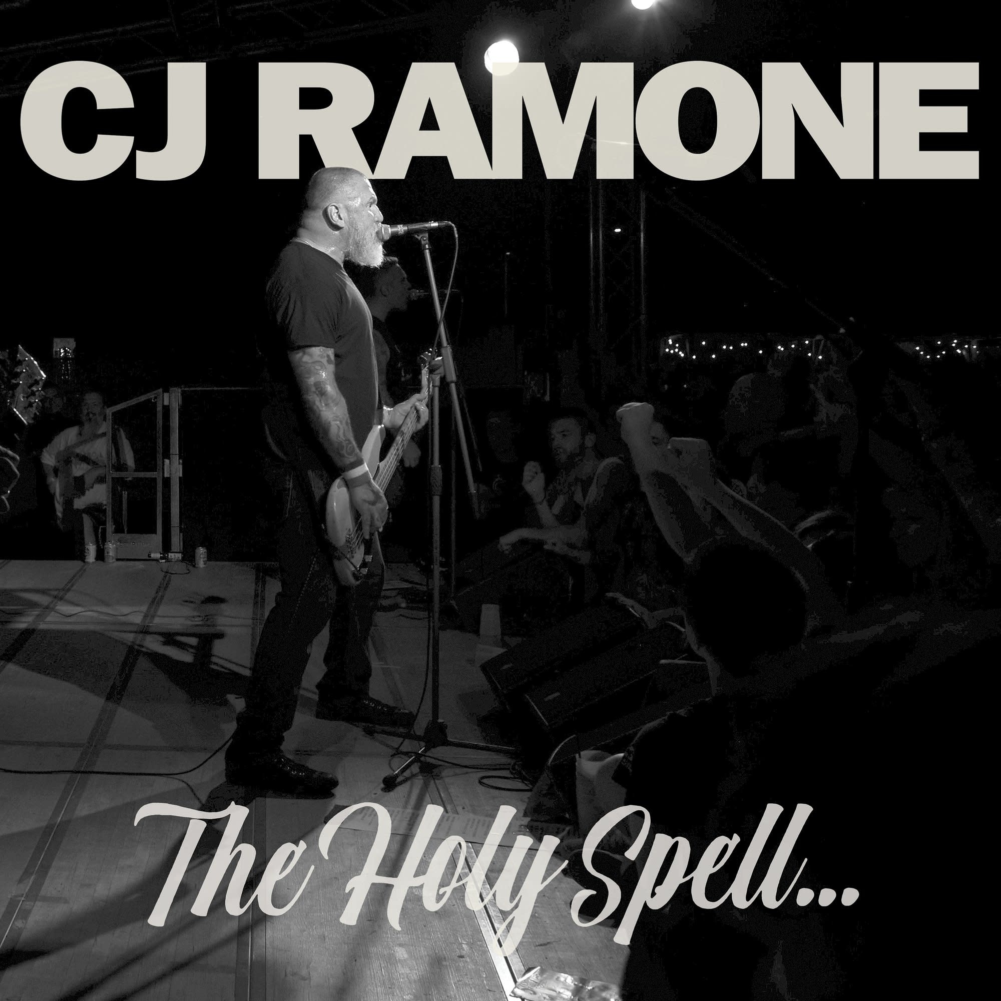 CJ Ramone - The Holy Spell...