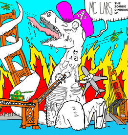 MC Lars - Zombie Dinosaur