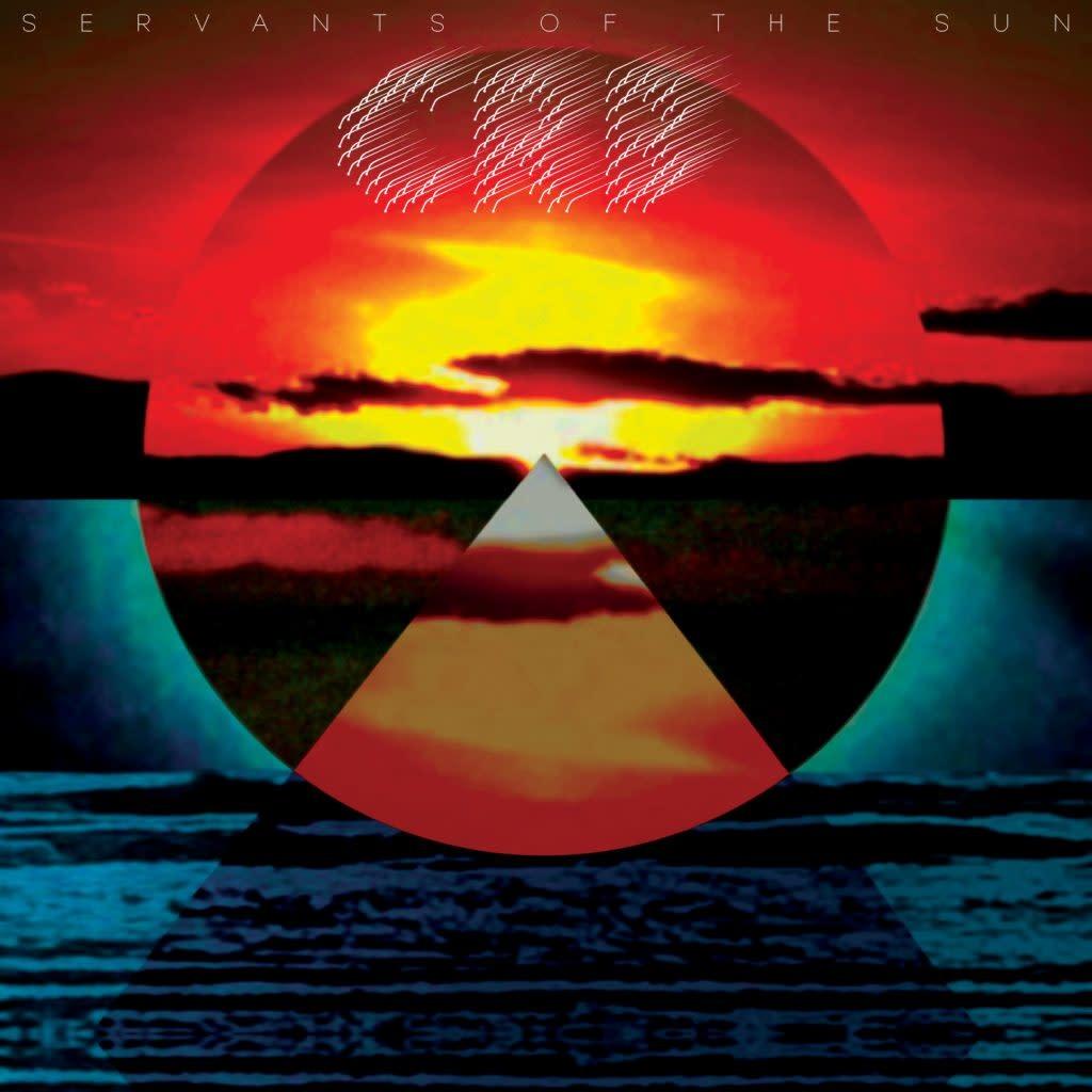 Chris Robinson Brotherhood - Servants of the Sun