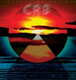 Chris Robinson Brotherhood - Servants of the Sun (Indie Exclusive Red/Orange Vinyl)