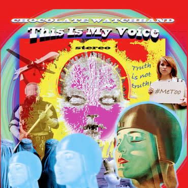 Chocolate Watch Band - This Is My Voice