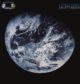 Sagittarius - The Blue Marble (WHITE VINYL) (Vinyl)
