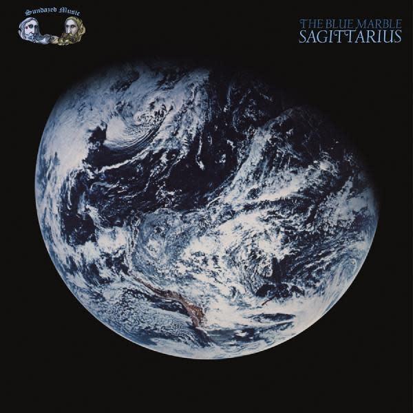 Sagittarius - The Blue Marble (WHITE VINYL) (Vinyl)