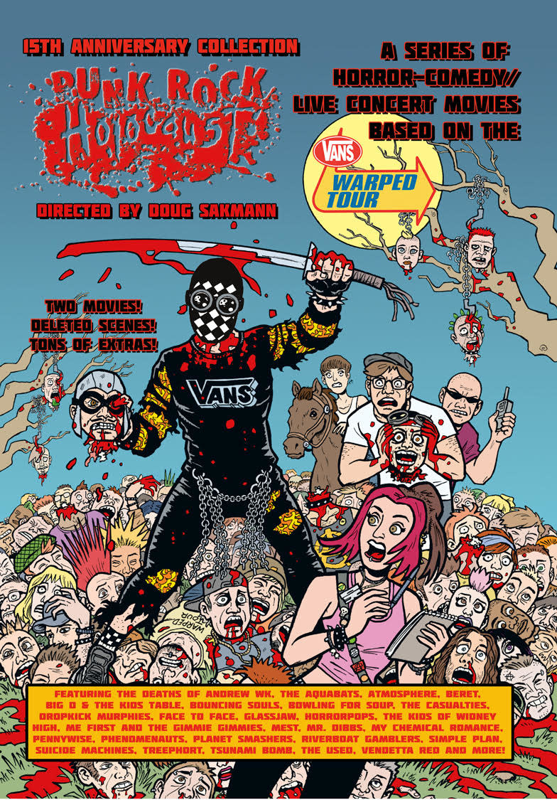 Punk Rock Holocaust DVD (15th Anniversary Collection)