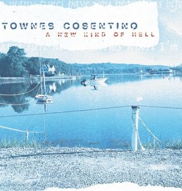 Townes Cosentino - A New Kind of Hell (CD)