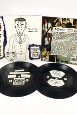 """The Orphans (Erik Petersen of Mischief Brew) - Anthems For Doomed Youth 7"""""""