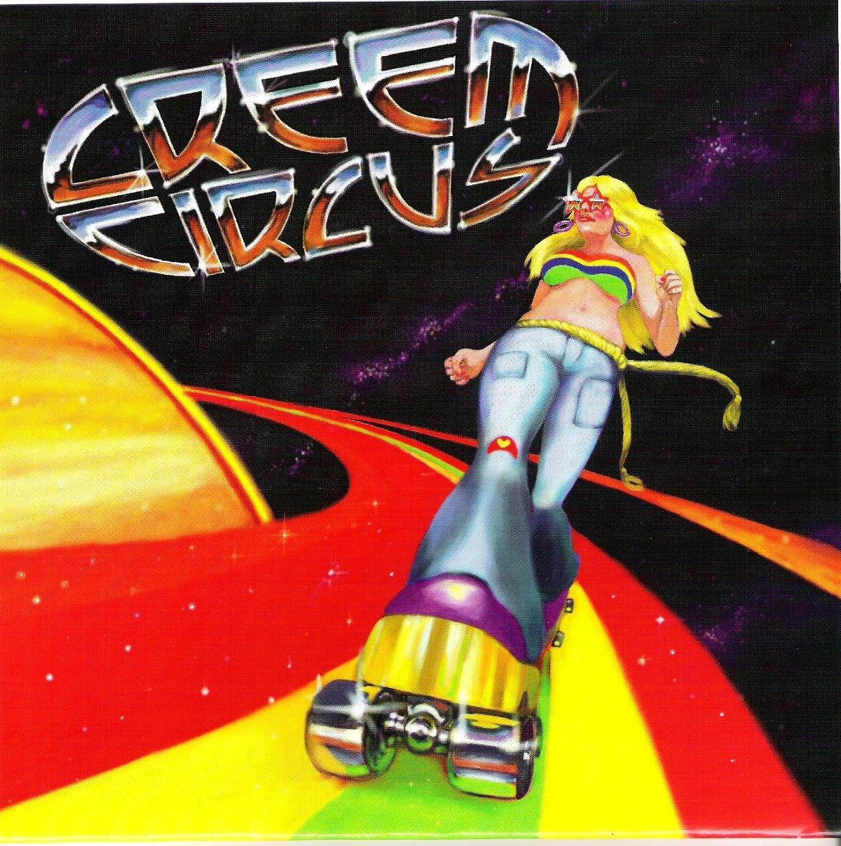 "Creep Records Creem Circus - 7 Minutes In Heaven 7"""