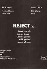 "Reject - Joe The Hunter 7"""