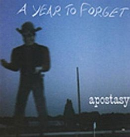 A Year To Forget - Apostasy (CD)