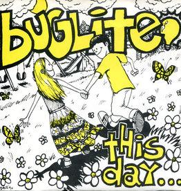 """Buglite - This Day...  7"""" (Yellow Vinyl)"""