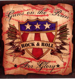 Guns On The Run ‎– For Glory (CD)