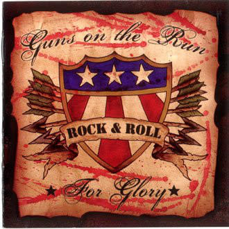 Guns On The Run – For Glory (CD)
