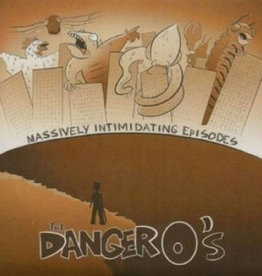 Danger O's - Massively Intimidating Episodes 7""