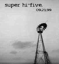 """Super Hi Five - 09.21.99 10"""""""