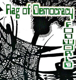 Flag Of Democracy ‎– Fodworld (CD)