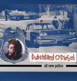 Dutchland Diesel - All New Police (CD)