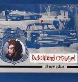 Dutchland Diesel - All New Police (CD)