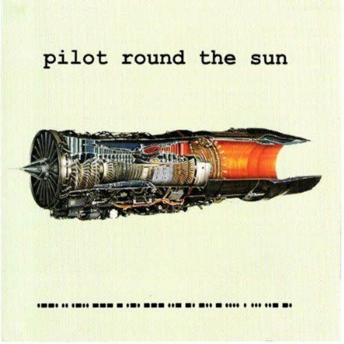Pilot Round The Sun - Pilot Round The Sun (CD)