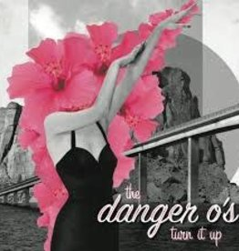 Danger O's - Turn It Up (CD)