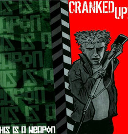 Cranked Up! - This Is A Weapon (CD)