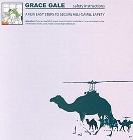 Grace Gale - A Few Easy Steps To Secure Heli-Camel Safety (CD)