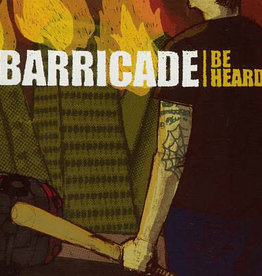 Barricade - Be Heard (CD)