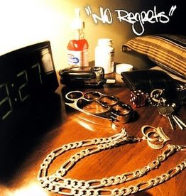 Subhoodz - No Regrets (CD)