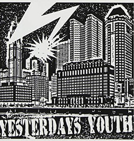 Yesterday's Youth - Banned In Cap City (CD)