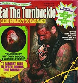 Eat The Turnbuckle - Card Subject To Carnage (CD)