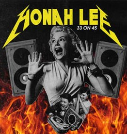 Honah Lee - 33 on 45 (CD)