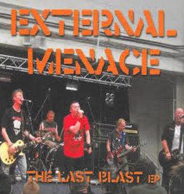 External Menace - The Last Blast (CD)