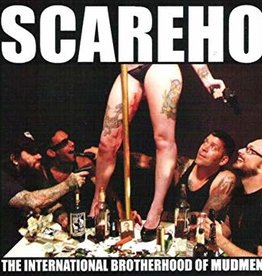 Scareho - The International Brotherhood of Mudmen (CD)