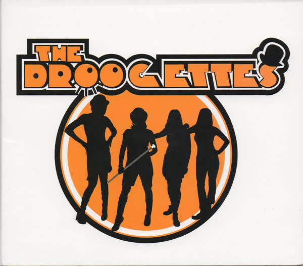 The Droogettes - The Droogettes (CD)