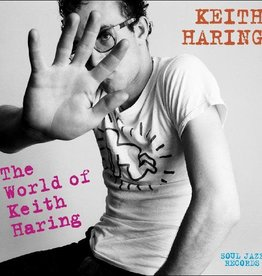 Various Artists (Fab 5 Freddy) - Soul Jazz Records Presents: The World Of Keith Haring [Deluxe Edition] (LP)