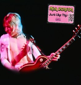 Mick Ronson - Just Like This (Red Vinyl)