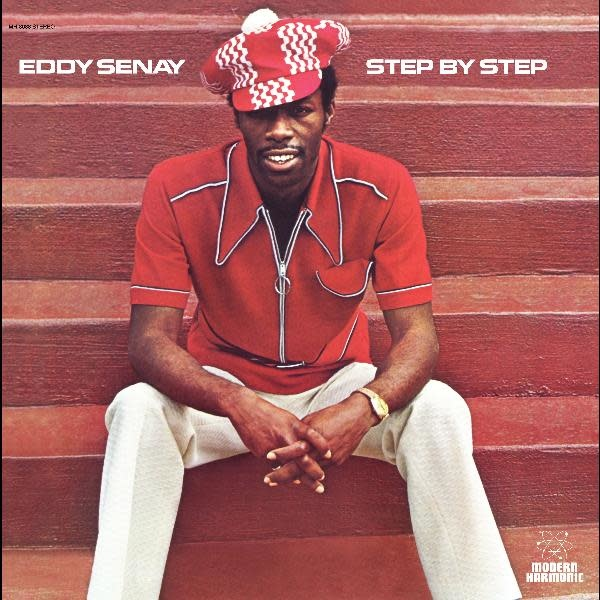 Eddy Senay - Step By Step (White Vinyl)